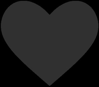 heart fill 10 几何图形 常用 心形 心脏