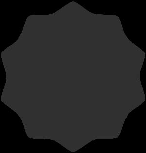 fill badge 12 smooth 几何图形 常用