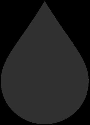 drop water fill 20 几何图形 常用 水