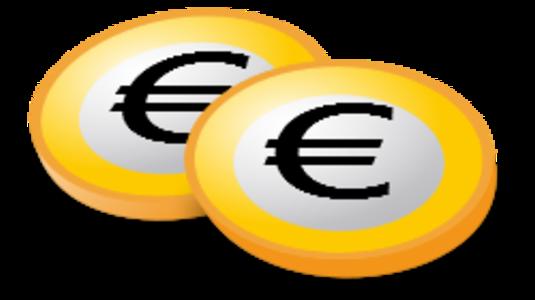 clip art clipart svg money colors symbol coins coin cash euro euros chinkers monetary 剪贴画 符号 彩色 货币 金钱 钱