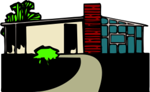 building clip art clipart home house image svg residence family living house surrounding villa garden mansion openclipart 剪贴画 建筑 建筑物 房子 屋子 房屋 家庭 家 花园