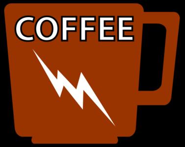 clip art clipart image svg openclipart beverage black coffee cup liquid mug esspreso drink hot coffeine white 剪贴画 黑色 白色 饮料 饮品