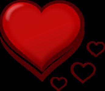 clip art clipart image svg openclipart 爱情 sign symbol valentine romance heart present celebration valentines day romantic february 14 love heart valentine heart valentinus feast of saint valentine 剪贴画 符号 标志 情人节 庆祝 心形 心脏