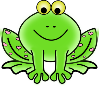 clip art clipart image svg openclipart green red 动物 爱情 symbol valentine glossy shadow frog heart present love heart 剪贴画 符号 绿色 草绿 红色 情人节 阴影 心形 心脏