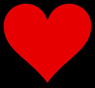 clip art clipart image svg openclipart red white 爱情 background symbol valentine man glossy shadow women heart present donate 剪贴画 符号 男人 白色 红色 情人节 阴影 心形 心脏