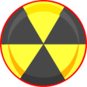 clip art clipart svg openclipart sign symbol nuclear weapon abstract atomic radioactivity significant reactors disarmament deterrent stockpile neutrons 剪贴画 符号 标志
