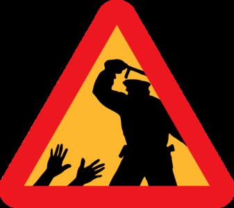 clip art clipart svg silhouette 人物 road sign symbol man revolution fight anarchist anarchy warning protest police violence brutality 剪贴画 符号 标志 男人 剪影 公路 马路 道路 打斗 斗争 战争