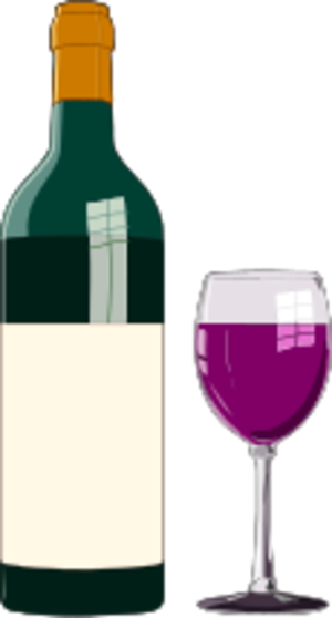 clip art clipart svg openclipart green red drink alcohol glass photorealistic bottle wine purple golden drinking drinkware 剪贴画 绿色 草绿 红色 饮料 饮品 玻璃 紫色