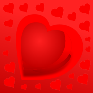 clip art clipart image svg openclipart red 爱情 colour sign symbol valentine man women heart holiday celebration february 14 valentinus feast of saint valentine 剪贴画 符号 标志 男人 假日 节日 假期 红色 彩色 情人节 庆祝 心形 心脏