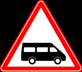 clip art clipart svg red car 交通 vehicle road sign symbol humor warning traffic hazard triangle caution dollar van 剪贴画 符号 标志 红色 小汽车 汽车 公路 马路 道路 警告 三角形