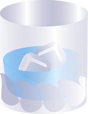 clip art clipart svg openclipart beverage drink grey ice blue water glass drinking drinkware cubes beverages tumbler 剪贴画 蓝色 水 饮料 饮品 灰色 玻璃