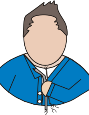 clip art clipart svg openclipart color cartoon 图标 sign man face hair male faceless 剪贴画 颜色 标志 卡通 男人 男性 头发 毛发
