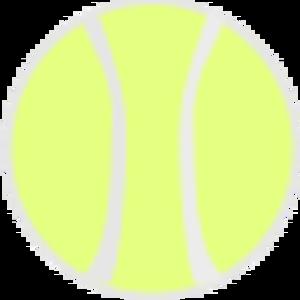 clip art clipart svg openclipart green silhouette symbol flat 运动 tennis wimbledon 剪贴画 符号 剪影 绿色 草绿