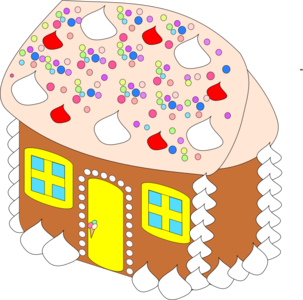 building clip art clipart home house svg openclipart color cartoon colour fantasy kids celebration candy 生日 sweet cake fairy tale delicious 剪贴画 颜色 卡通 建筑 建筑物 彩色 庆祝 房子 屋子 房屋 小孩 儿童 家