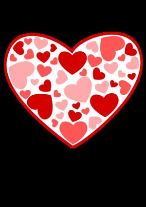 clip art clipart svg openclipart 爱情 sign symbol emotion valentine heart loving affection hippie 剪贴画 符号 标志 情人节 心形 心脏