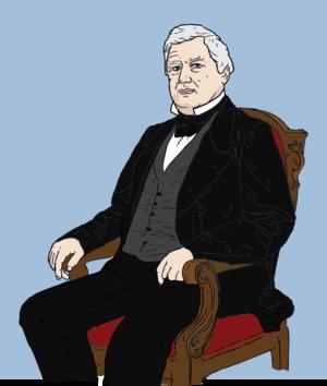 clip art clipart svg openclipart 人物 man us usa portrait politics politician president presidents 剪贴画 男人 肖像 头像 美国