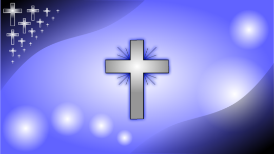 clip art clipart svg openclipart grey blue church background cross religion christian jesus catholic wallpaper christ crucify anglican 剪贴画 蓝色 宗教 灰色
