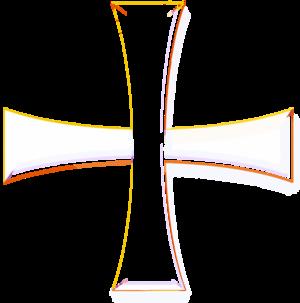 clip art clipart image svg openclipart color line art church silhouette cross symbol christian eastern greek cross holy cross orthodoxy 剪贴画 颜色 符号 剪影 线描 线条画