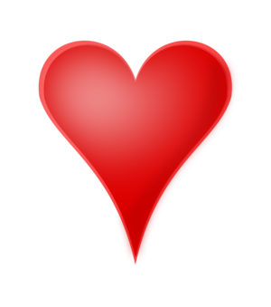 clip art clipart image svg openclipart red 爱情 图标 symbol emotion valentine heart shape loving affection word 剪贴画 符号 红色 情人节 心形 心脏