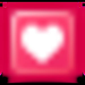 clip art clipart image svg openclipart red 爱情 symbol valentine man glossy shadow women heart pink light present rectangle donate effect 剪贴画 符号 男人 红色 情人节 阴影 心形 心脏 粉红 粉红色