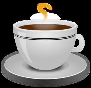 clip art clipart svg openclipart beverage black coffee cup liquid mug drink hot coffeine photorealistic tea ceramic 剪贴画 黑色 饮料 饮品