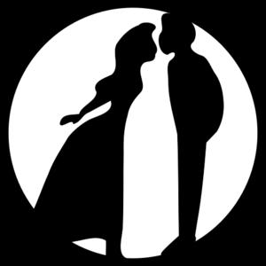 clip art clipart svg openclipart black white 爱情 woman symbol valentine romance man party couple kiss romantic young kissing 剪贴画 符号 男人 女人 女性 黑色 白色 情人节 派对 宴会 年轻