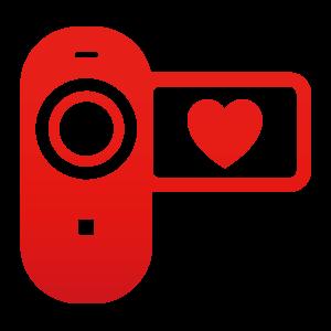 爱情,彩色,红心 1680