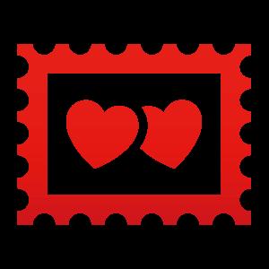 爱情,婚礼,结婚,彩色,红心 1609