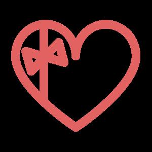 爱情,彩色,红心 1564