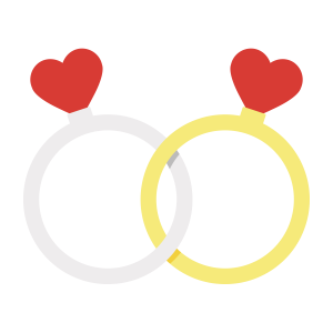 婚礼 结婚 彩色