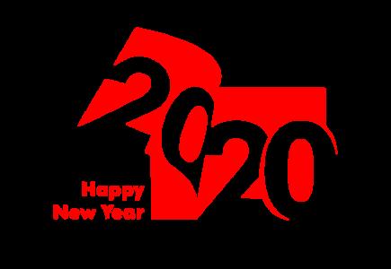 2020,鼠年,新年快乐 2336
