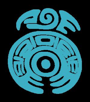 玛雅文,符号,文字 2525