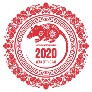 2020,鼠年,新年快乐 2757
