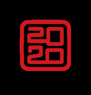 2020,鼠年,新年快乐 2848