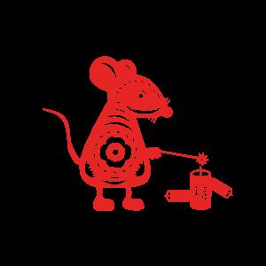 2020,鼠年,新年快乐 3110