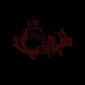 宫崎骏 龙猫